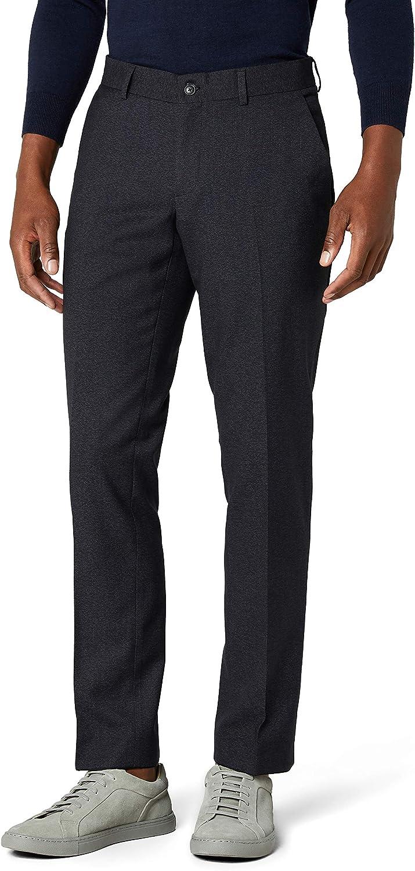 Esprit Pantalones de Traje para Hombre