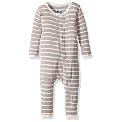 Kickee Pants Baby Print Fitted Coverall Prd-kpca213-Fen