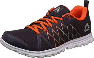 Reebok Men's Pulse Run Xtreme Running Shoes Girls' Shoes at amazon