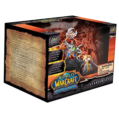 Upper Deck JDFUDE001 - Figurine - World Of Warcraft - Miniatures Game Starter