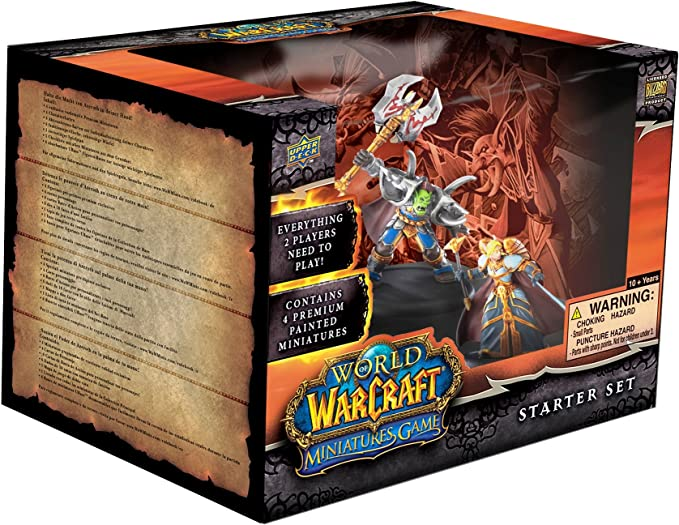 Devir Word of Warcraft Juego Miniatur: Amazon.es: Deportes y aire libre