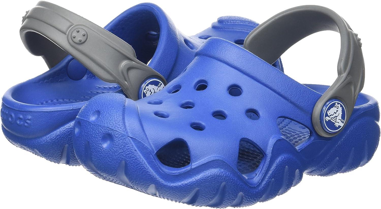 Sabots Mixte Enfant Crocs Swiftwater Clog Kids