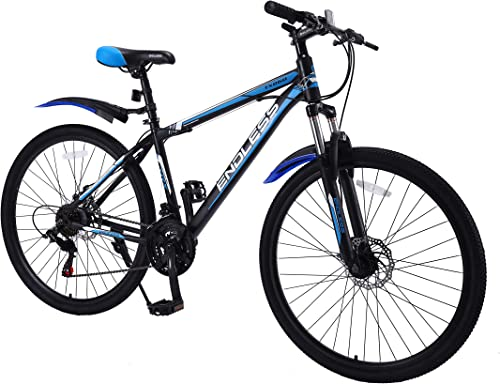 10. Endless 27.5T 21-Speed Carbon Steel Mountain Bike