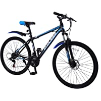 Endless 27.5T 21-Speed Carbon Steel Mountain Bike