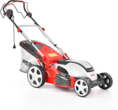 HECHT Cortacésped eléctrico S, con tracción en las ruedas, 46 cm ...