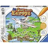 Ravensburger 00579 - tiptoi Spiel Quer durch Europa