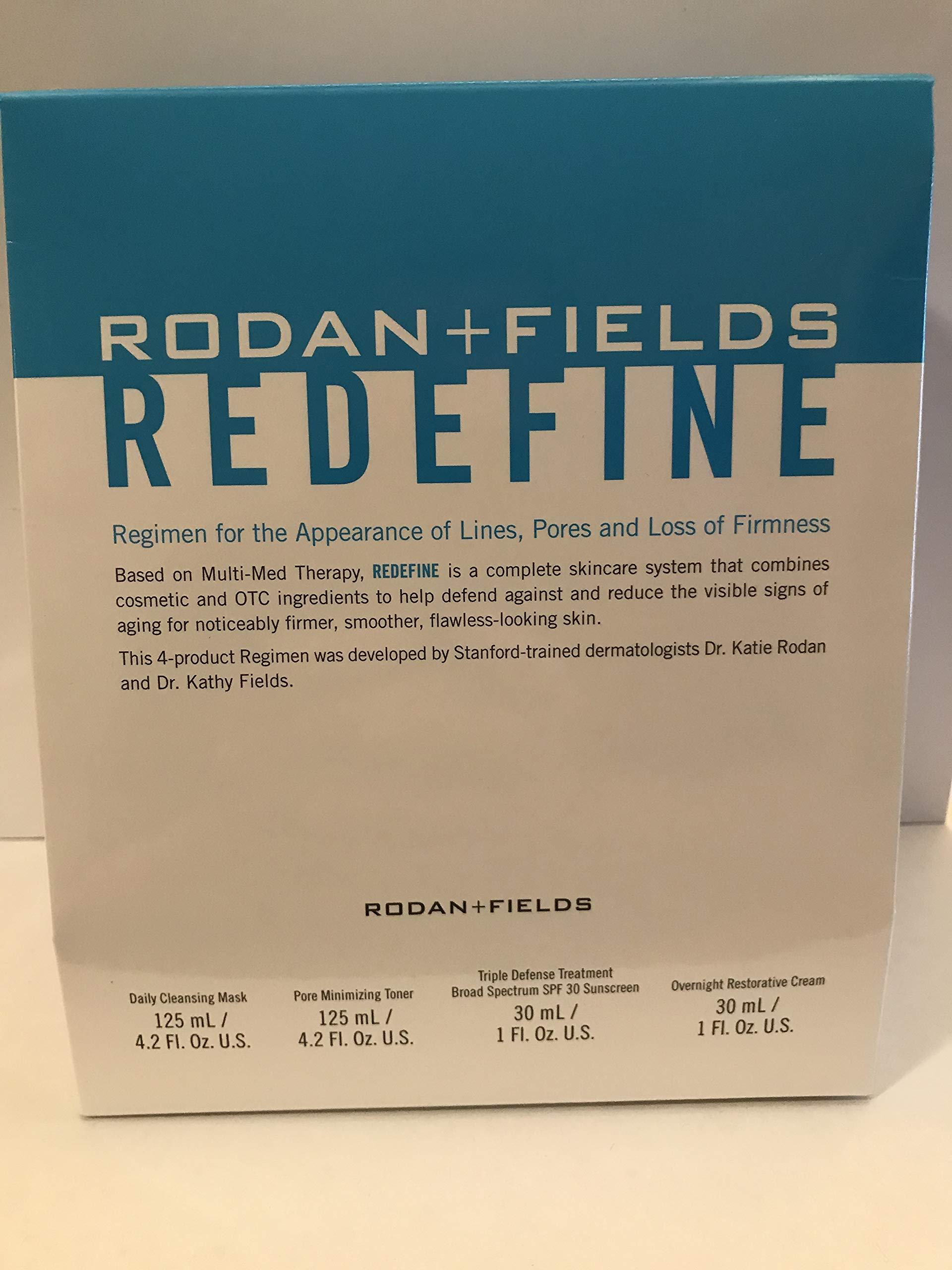 Rodan Fields Redefine Regimen Buy Online In Germany Rodan