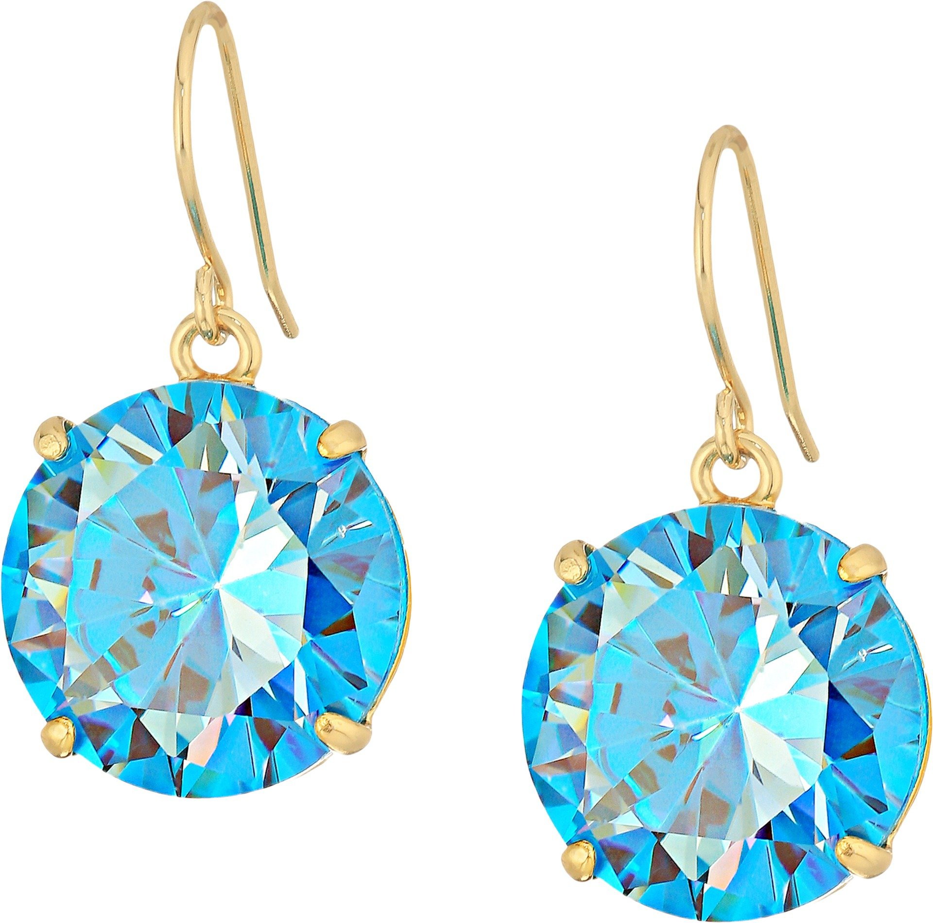 kate spade new york French Wire Turquoise Drop Earrings