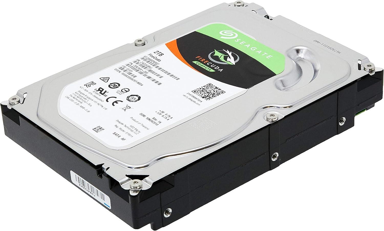 FireCuda 2TB 3,5 64MB ST2000DX002: Seagate: Amazon.es: Informática