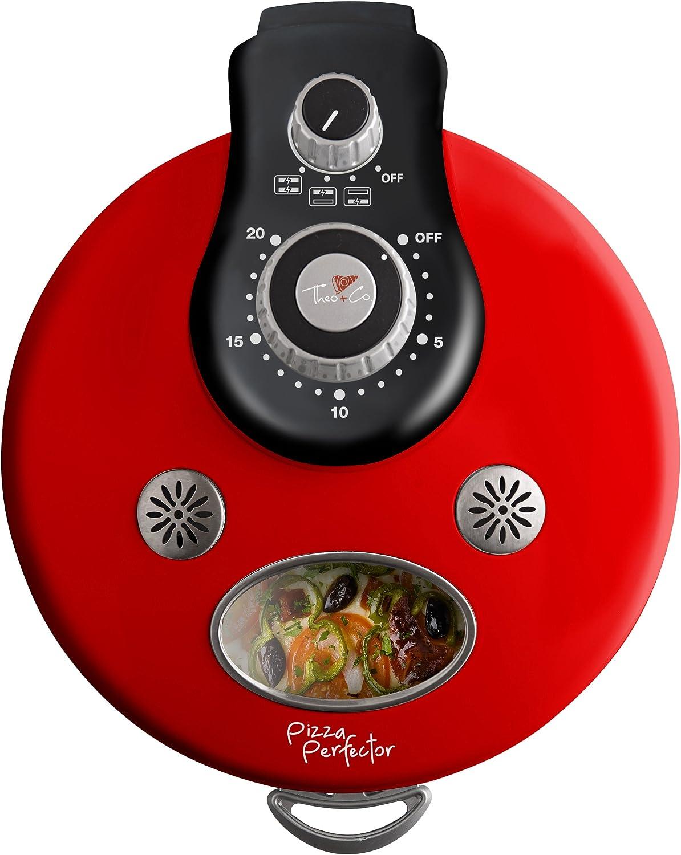 Pizza Perfector PERF1000RED The Original Countertop Pizza Oven