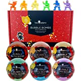 Ninja Bubble Bath Bombs for Kids with Surprise Toys Inside for Boys and Girls by Two Sisters. 6 Large 99% Natural…