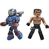 Diamond Select Toys Series 49 Marvel Minimates Iron Man 3