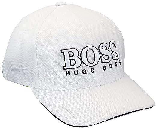 Hugo Boss Mens Hugo Boss Green Mens Navy Blue Cap: Amazon.es: Ropa y accesorios