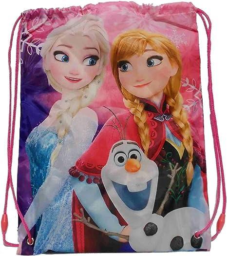 Frozen Joy Sacco sacchetto Sacca zaino,borsa scuola,palestra,temop libero sport
