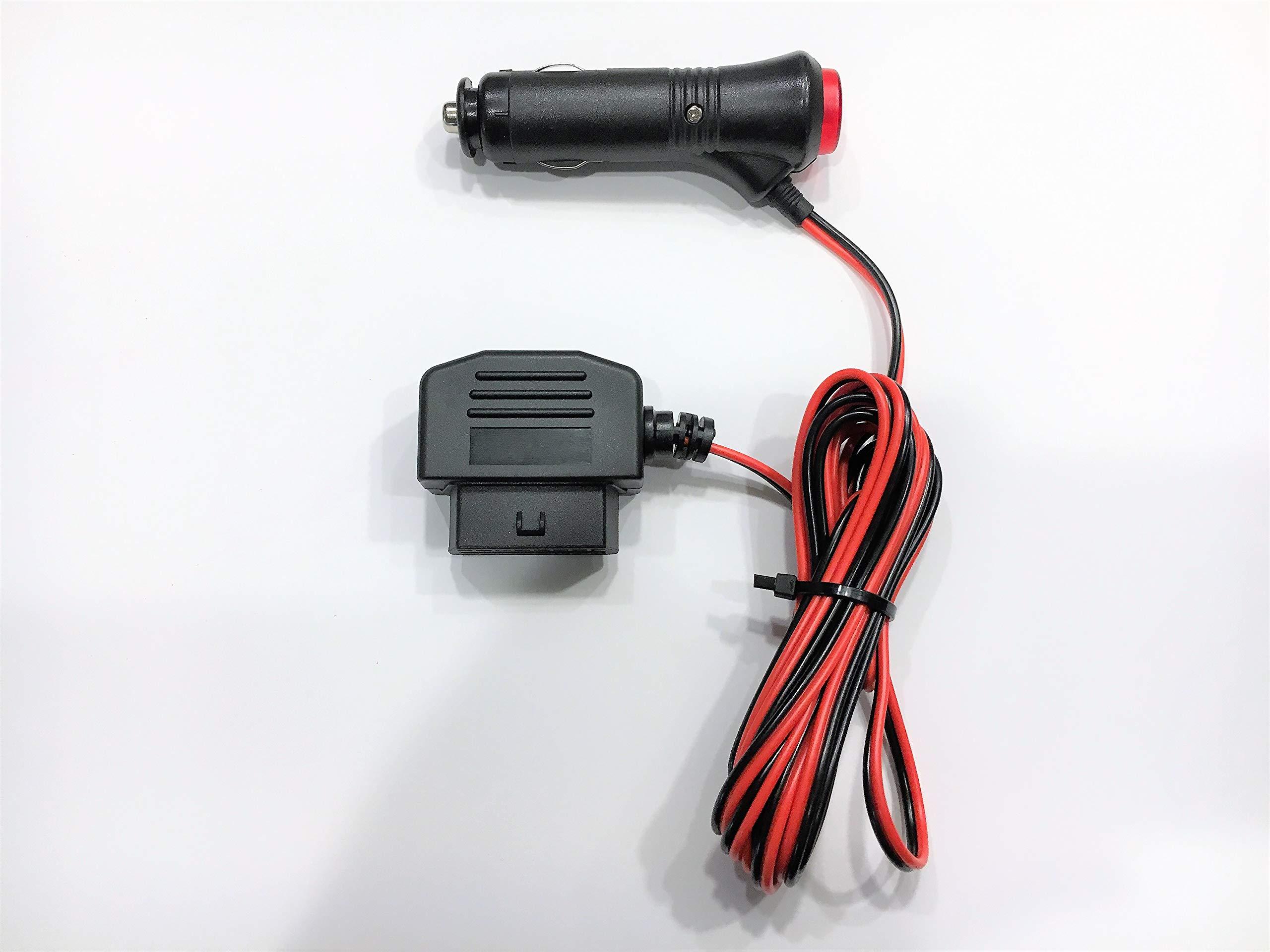 12v Car Plug Adapter for at&T ZTE Mobley LTE Hotspot by Vegajf