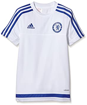 Adidas 2015-2016 Chelsea Training Shirt (White) - Kids