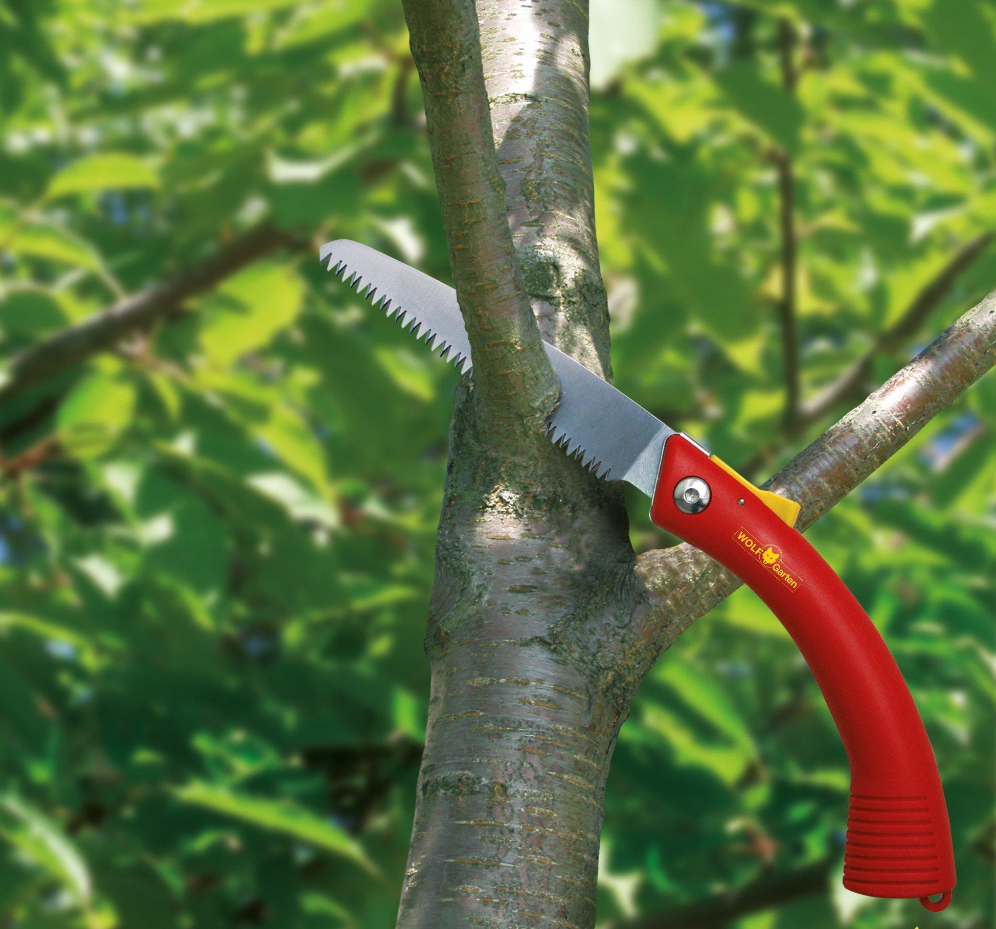 Wolf-Garten REK Folding Pruning Saw by Wolf-Garten