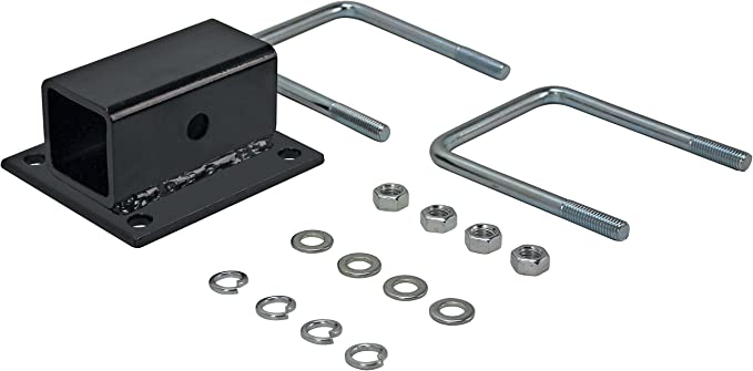 2 Quick Products 149.1468 QPERBAB Economy RV Bumper Adapter