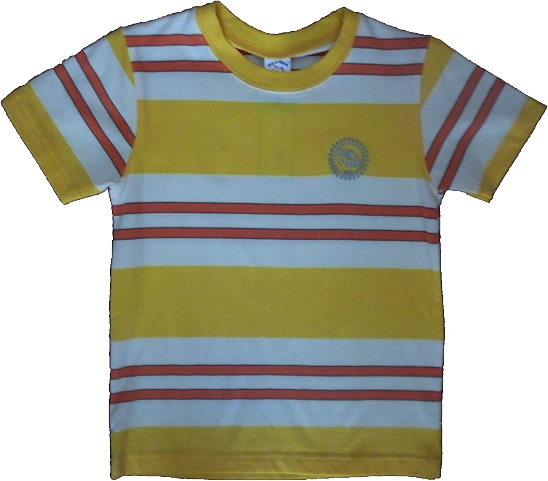 Towble - Camisetas Manga Corta - para niño Amarillo Beige ...