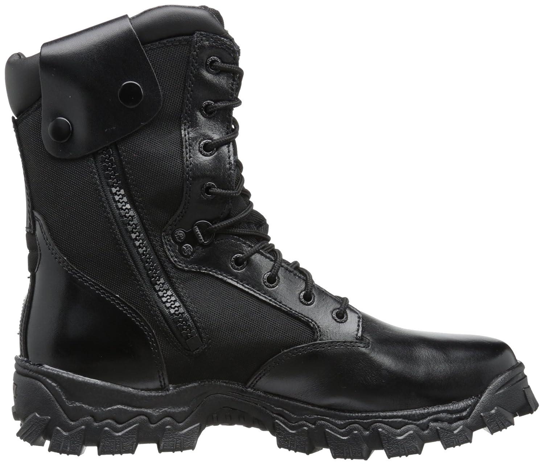 Rocky AlphaForce Zipper Waterproof Duty Boot FQ0002173