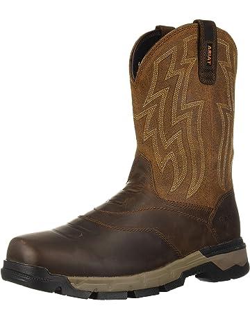 b56a013ae Ariat Men's Rebar Flex Western Work Boot