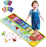 Joyjoz Baby Musical Mats with 25 Music Sounds, Musical Toys Child