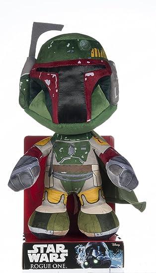 "New Star Wars Classic Boba fette 10/"" Soft Plush Toy"