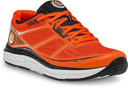 Topo Athletic FLI-Lyte 2 - Zapatillas de running para hombre, 8 D(M) US, Anaranjado/Negro: Amazon.es: Deportes y aire libre