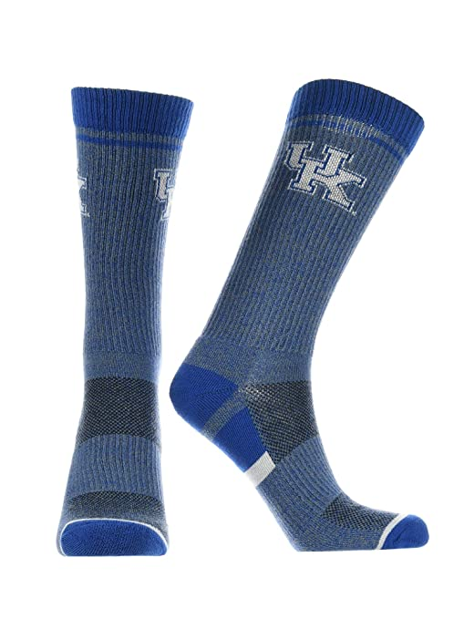 TCK University of Kentucky Wildcats Victory Crew Socks