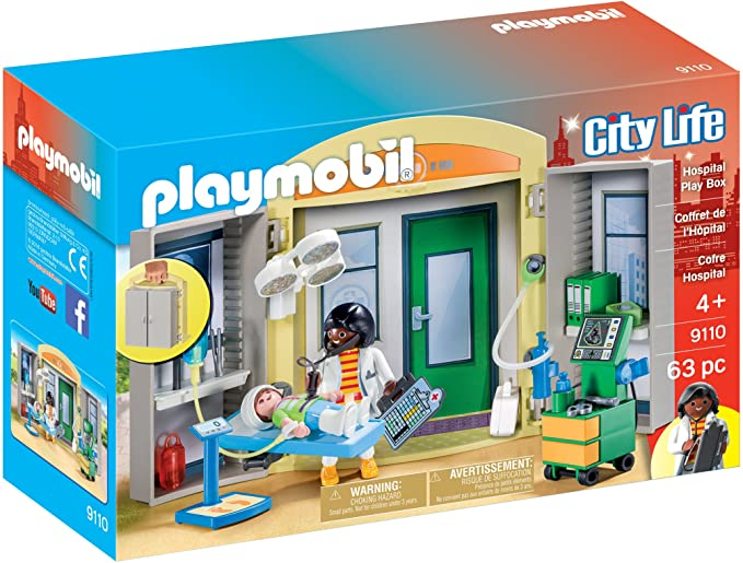 Playmobil Medical Tools NEW for doctors ambulance Hospital