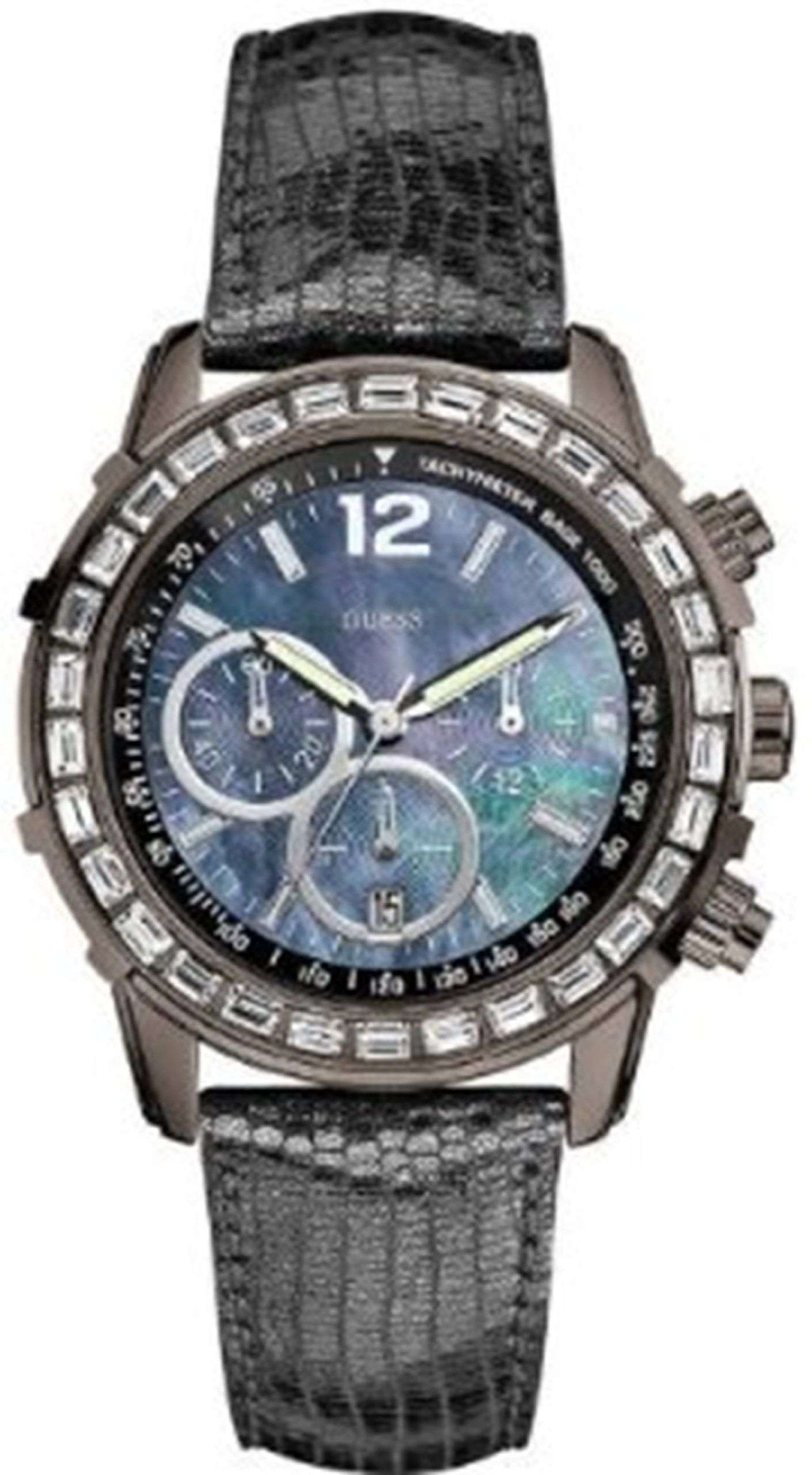 GUESS Women's Dazzling Sport Chronograph by GUESS