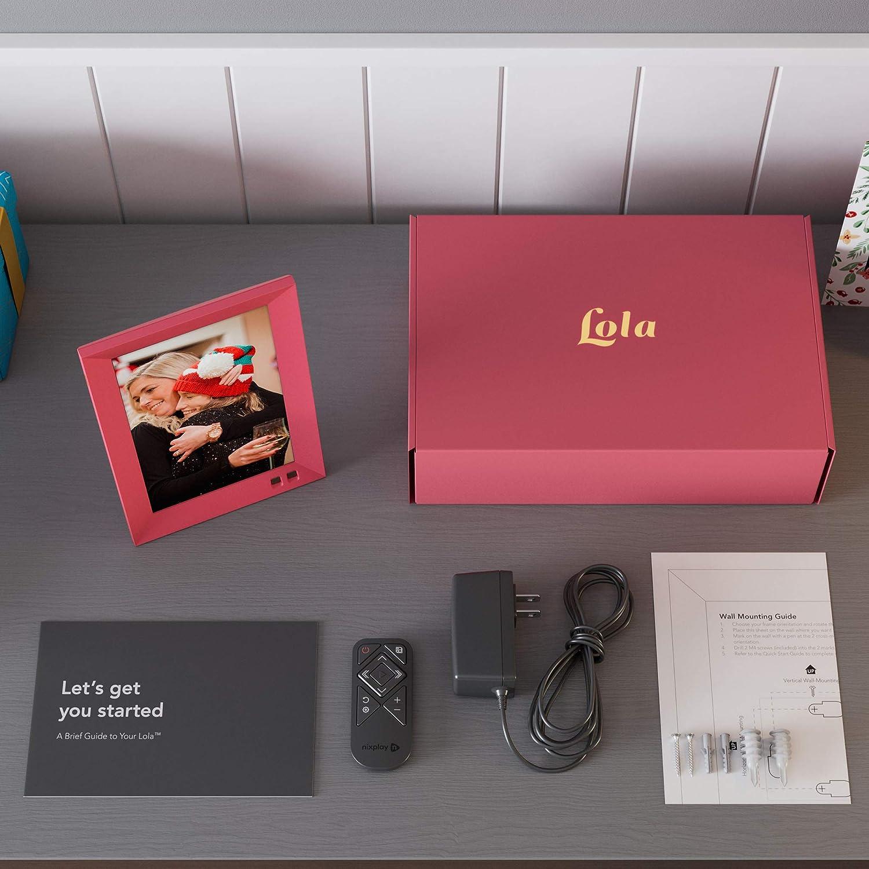 LOLA Digital Photo Frame Set