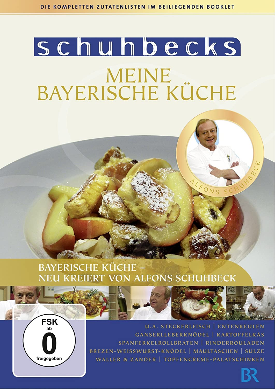 Schuhbecks - Meine bayerische Küche [3 DVDs]: Amazon.de: Alfons ...