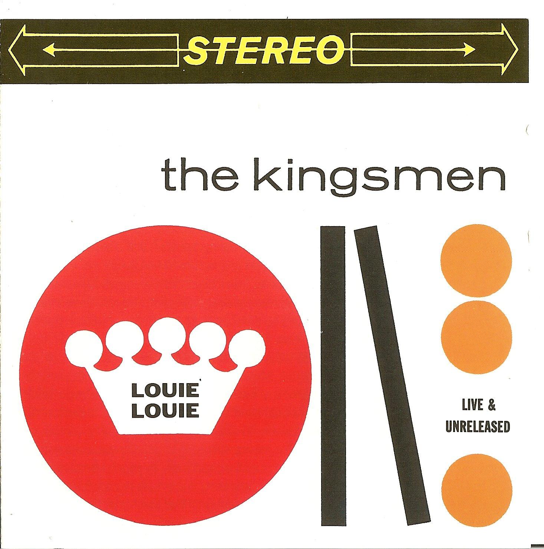 Louie Louie: Live & Unreleased