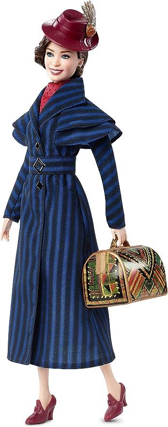 Amazon.com: Barbie Disney Mary Poppins - Muñeca: Toys & Games