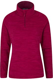Mountain Warehouse Snowdon Melange Full Zip Lightweight /& Compact