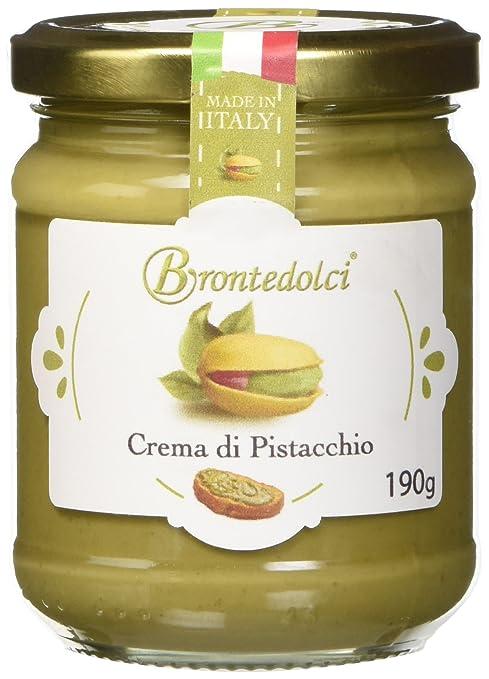14 opinioni per Crema di Pistacchio con il 40% di pistacchi di Sicilia, ideale per la colazione,