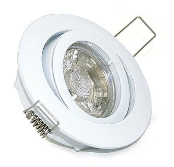 230V Bad Einbauspot Strahler Spot Bajo Hochvolt Halogen LED ohne Leuchtmittel