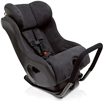 Clek Fllo Convertible Baby And Toddler Car Seat Rear Forward Facing With Anti Rebound Bar Noire