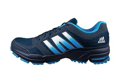 LEKANN Herren Traillaufschuhe   Laufschuhe für Freizeit   Fitness in  Übergröße, Marieneblau Blau, d8994e9d28
