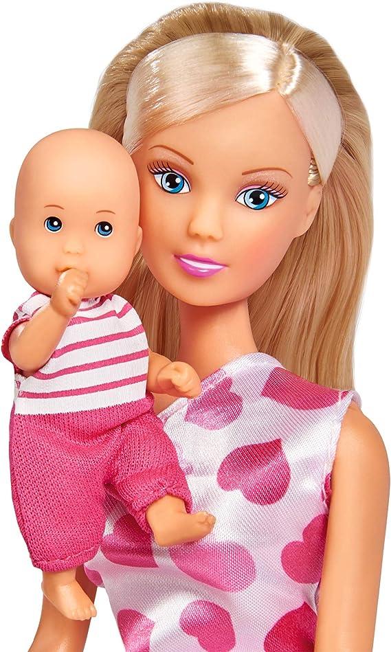Puppy Walk Doll Playset 29cm Steffi Love