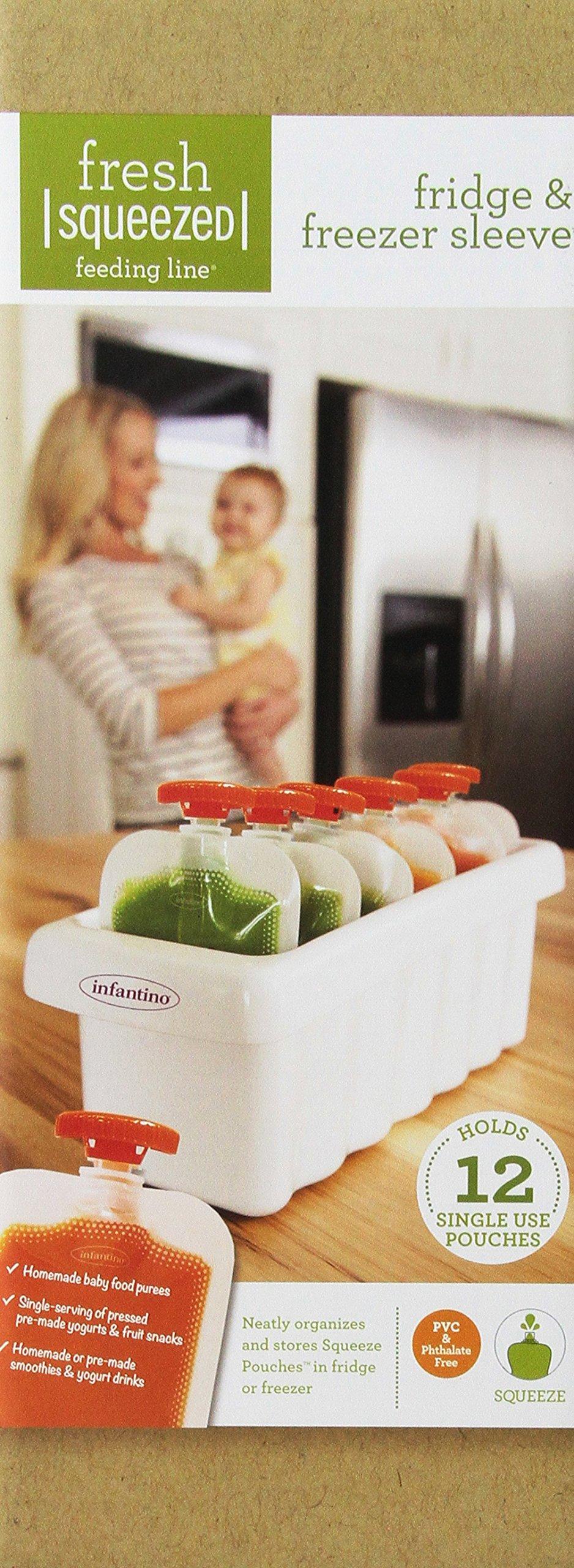 Infantino Freezer Sleeve