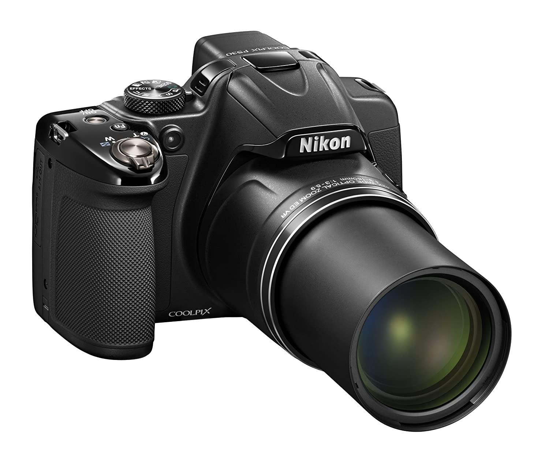 Amazon Nikon COOLPIX P530 16 1 MP CMOS Digital Camera with