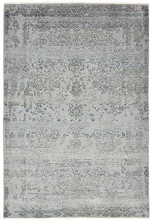 Nain Trading Sadraa 246x163 Orientteppich Teppich Dunkelgrau Beige