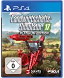 Landwirtschafts-Simulator 17: Platinum Edition - [Playstation 4]