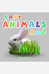 Baby Animals A to Z Kindle Edition