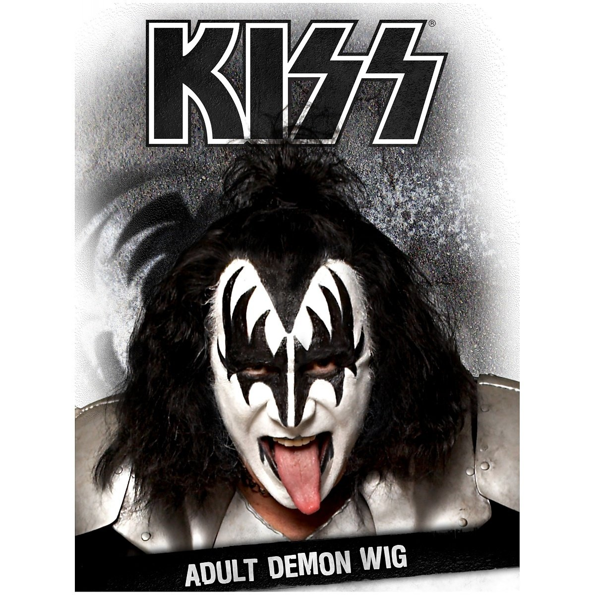 KISS Demon Costume Wig