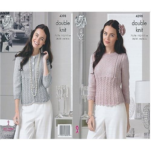 Double Knit Jumper Patterns Amazon
