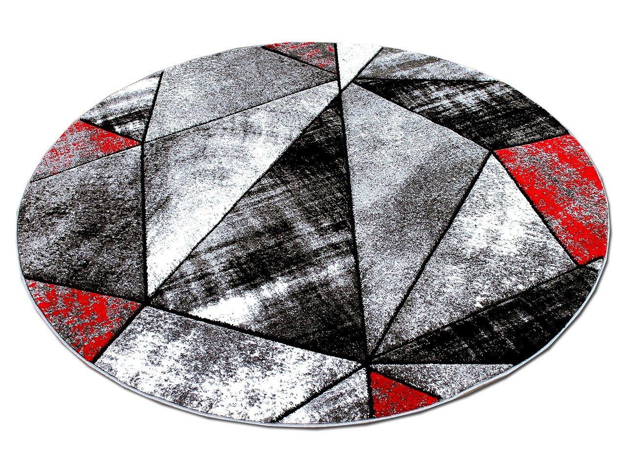 teppich rund stunning teppich rund blumen baumwolle cm. Black Bedroom Furniture Sets. Home Design Ideas