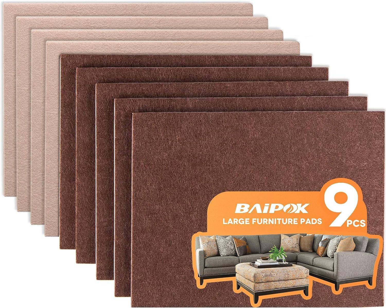 Furniture Felt Pads 9 Pcs 8